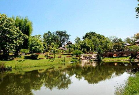 清迈苏萨湾度假酒店(Suansawan Resort Chiang Mai)
