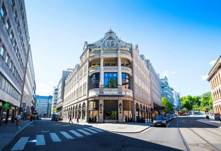 大陆酒店(Hotel Continental)