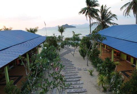 公主斗篷旅馆(Motel Tanjung Puteri)