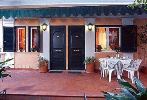 罗马阿斯托里亚花园酒店(Hotel Astoria Garden Roma)