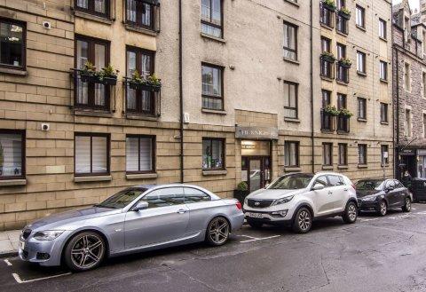 爱丁堡骑士别墅酒店(The Knight Residence by Mansley Serviced Apartments Edinburgh)