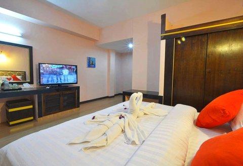 甲米城市丽景酒店(Krabi City View Hotel)