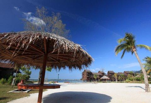 兰卡威奥百科豪华别墅(Luxury Villas at Ombak Villa Langkawi)
