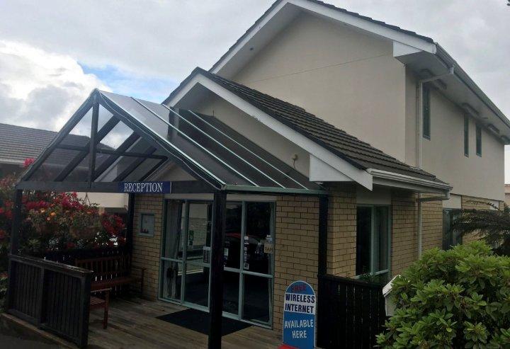 芬顿科特汽车旅馆(Fenton Court Motel)
