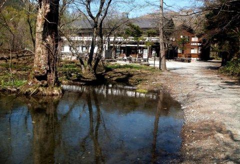 上高地大正池酒店(Kamikochi Myojinkan)