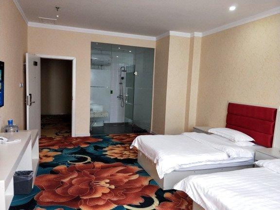 喀什银豪商务宾馆