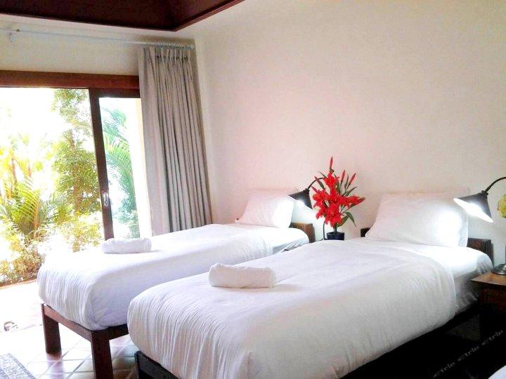 墙空暹罗塔拉度假村(Siam Tara Resort Chiangkhong)