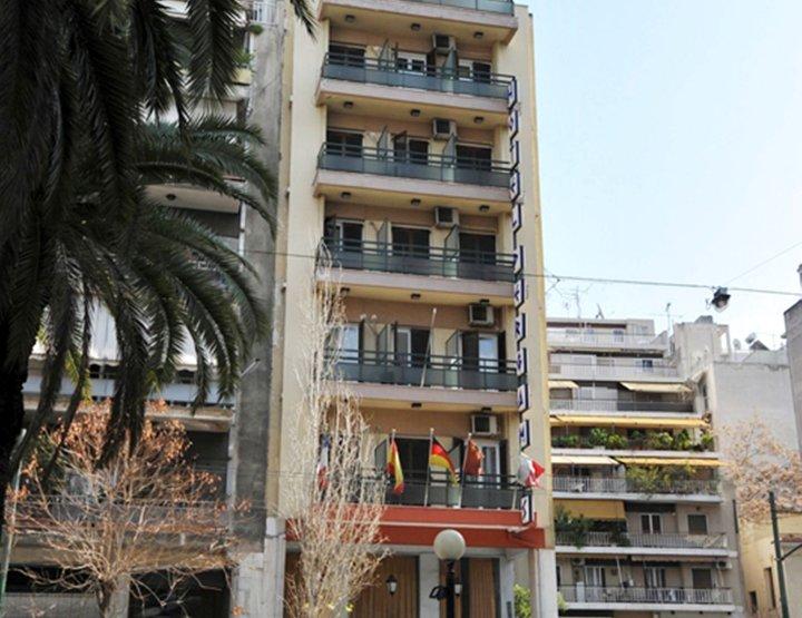 别迦摩斯酒店(Pergamos Hotel)