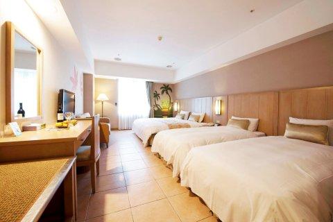 云林古坑剑湖山王子大饭店(Janfusun Prince Hotel)