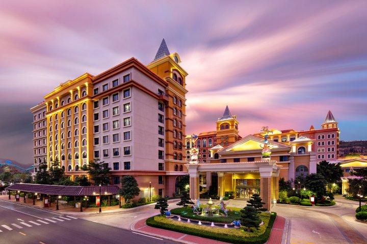 长隆马戏酒店(珠海海洋王国店)