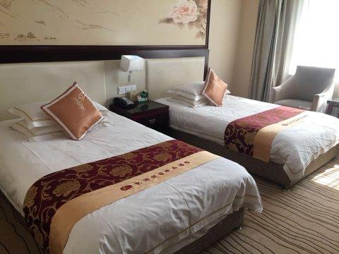 Q加·山丹世博假日精品酒店