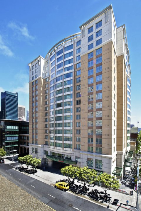 旧金山市区万怡酒店(Courtyard by Marriott San Francisco Downtown)