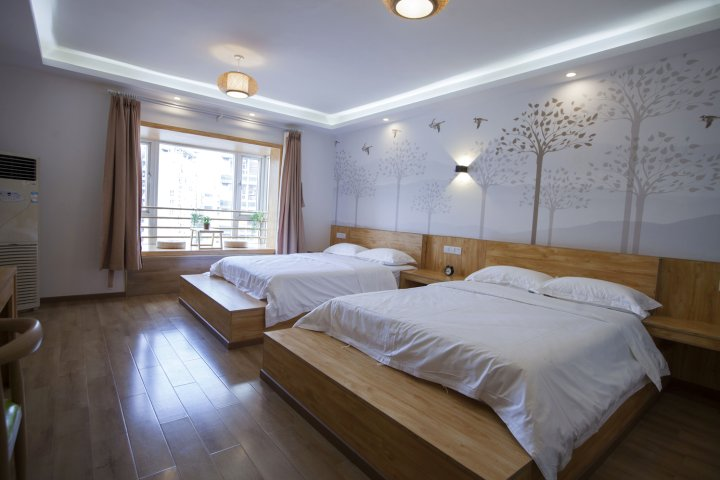重庆卷舒堂家庭式酒店公寓