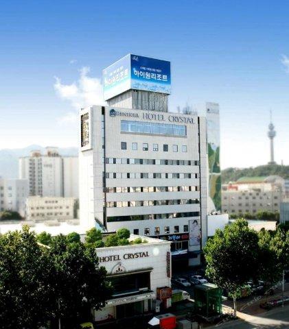 大邱水晶酒店(Hotel Crystal Daegu)