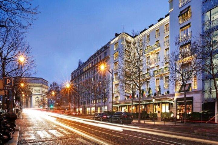 巴黎拿破仑酒店(Hôtel Napoleon Paris)