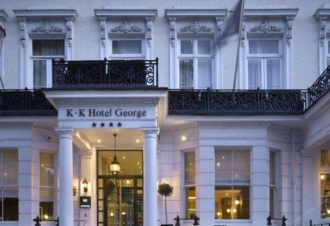 伦敦K+K乔治酒店(K+K Hotel George London)