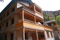 黑水香纳阁藏寨酒店