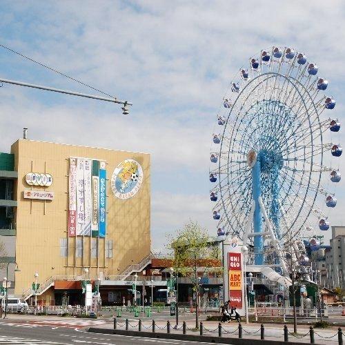 常磐站南酒店(Hotel Tokiwa Ekiminami)