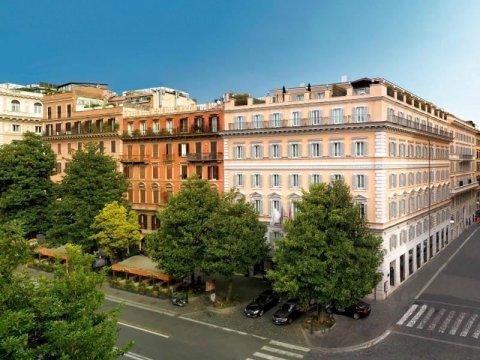 罗马威尼托大酒店(Grand Hotel Via Veneto Rome)