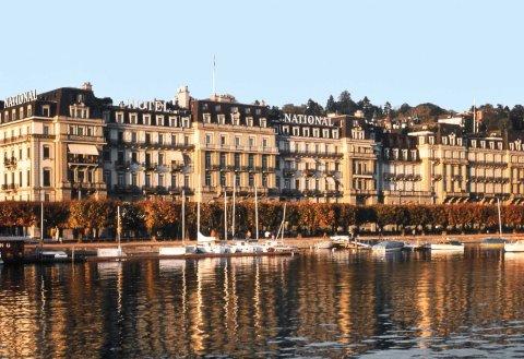 卢塞恩全国大饭店(Grand Hotel National Luzern)