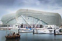 阿布扎比W酒店(W Abu Dhabi - Yas Island)