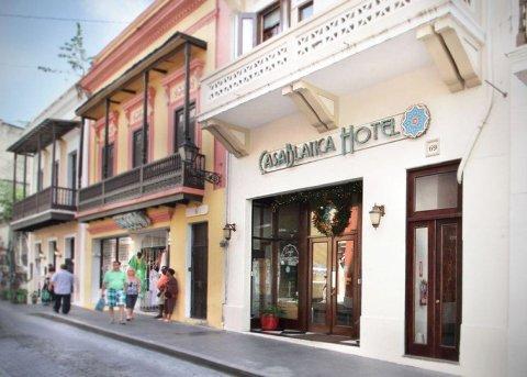 卡萨布兰卡酒店(CasaBlanca Hotel)