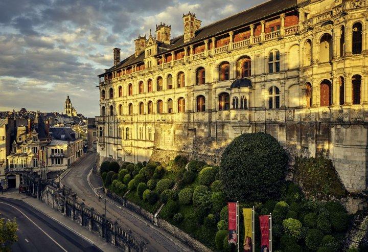 布卢瓦中心城堡宜必思酒店(Ibis Blois Centre Château)