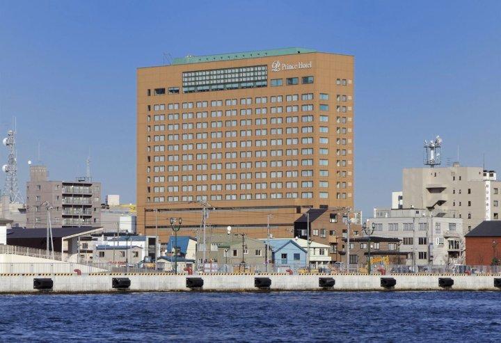 钏路王子酒店(Kushiro Prince Hotel)