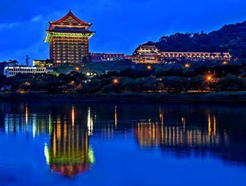 台北圆山大饭店(The Grand Hotel)