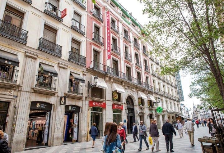 珀蒂宫太阳门酒店(Petit Palace Puerta del Sol)