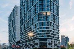 英卓未来公寓智能酒店(西安高新中大国际智能店)