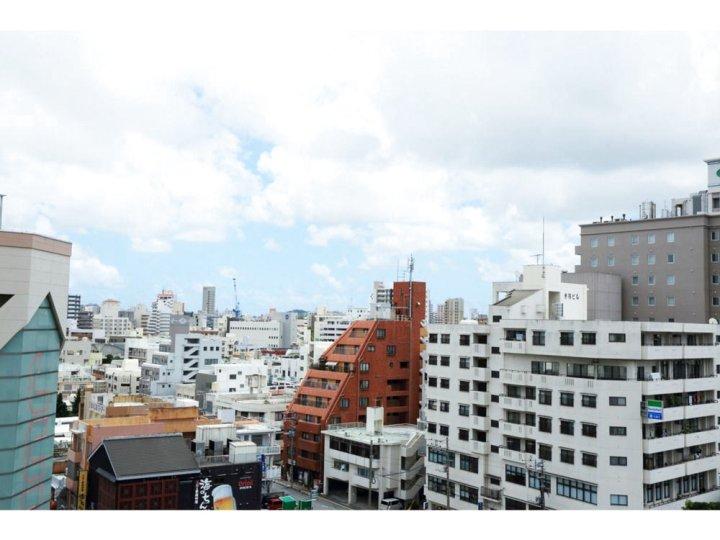 冲绳那霸微笑酒店(Smile Hotel Okinawa Naha)