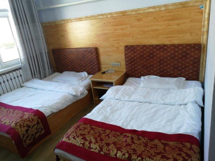 阿巴嘎旗久明宾馆