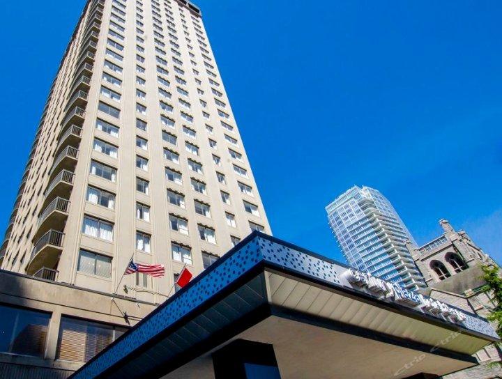 温哥华世纪广场酒店和温泉中心(Century Plaza Hotel & Spa Vancouver)