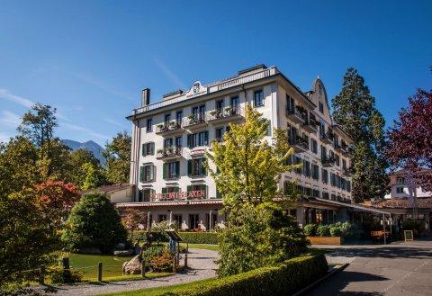 因特拉肯酒店-5楼(5th Floor @ Hotel Interlaken)