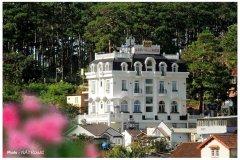 大叻皇后别墅酒店(Queen Villa Hotel Dalat)