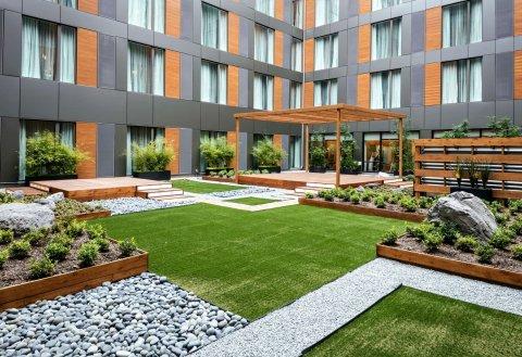 华盛顿州西雅图-贝尔维尤市中心希尔顿花园酒店(Hilton Garden Inn Seattle Bellevue Downtown, Wa)