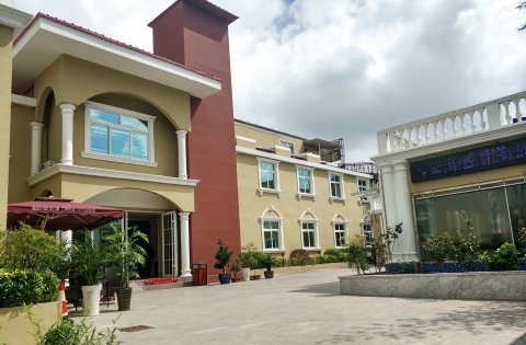 青岛678机场公寓酒店(申港花园店)