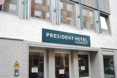 法兰克福总统大酒店(President Hotel Frankfurt)