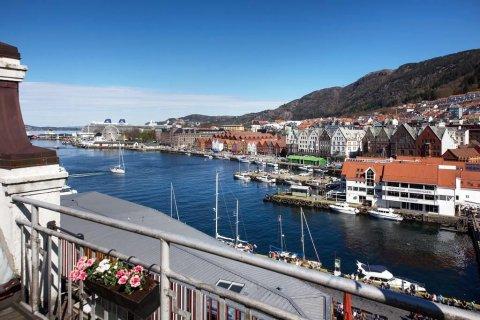 卑尔根斯堪迪克托哥特酒店(Scandic Torget Bergen)