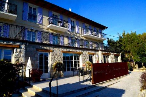 艾日厄尔米塔奇酒店(EZE Hermitage Hôtel)