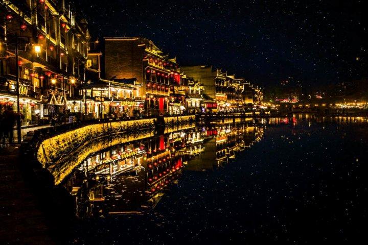 凤凰缘江边观景楼(原缘临江宾馆)