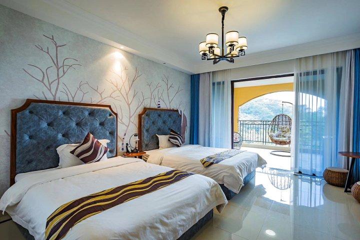 惠州龙门富力温泉养生谷全天酒店度假公寓