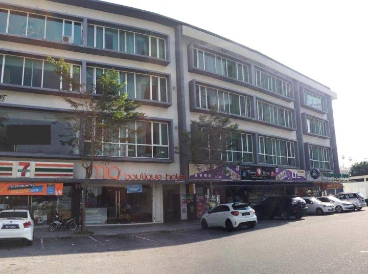 825 88 宇达精品酒店(OYO 825 Oyo 88 Mio Boutique Hotel)