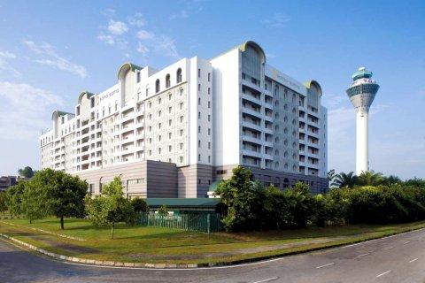 萨马萨玛克利亚酒店(Sama Sama Hotel KLIA)