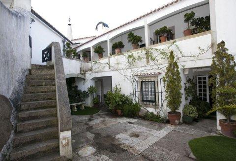 AL维斯肯德奥格拉住宿加早餐旅馆(Casa Do Visconde de Ouguela - Al)