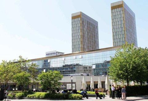 卢森堡基希贝格诺富特酒店(Novotel Luxembourg Kirchberg)
