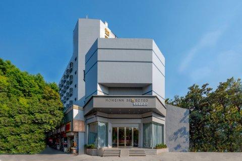 如家商旅酒店(南京火车站北广场红山动物园地铁站店)