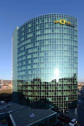 伍兹堡生活大酒店(Ghotel Hotel & Living Würzburg)