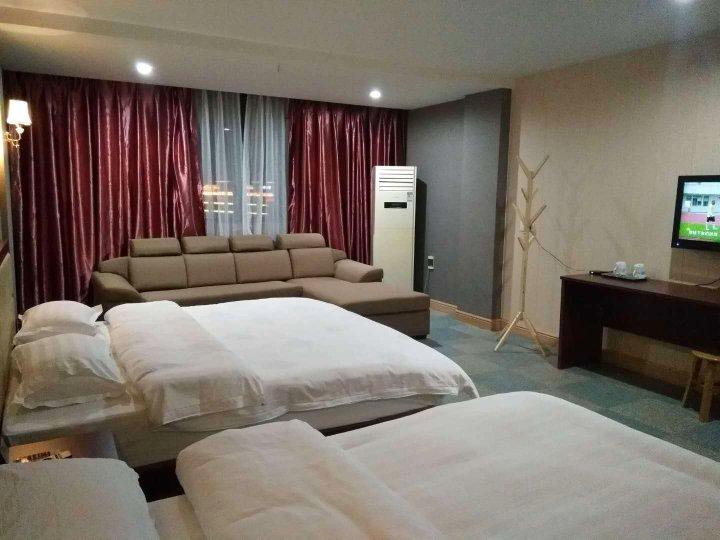 龙南敏都旅游宾馆